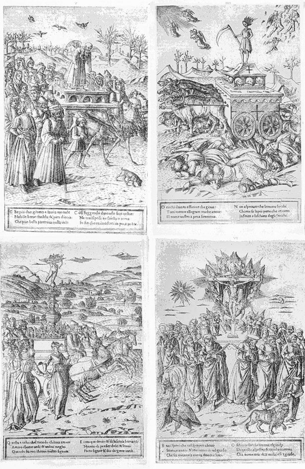 """Petrarch's """"I Trionfi"""""""