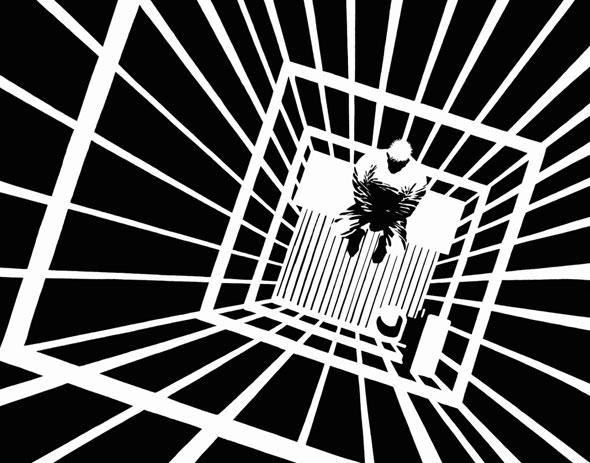 Frank Miller - Sin City Comic