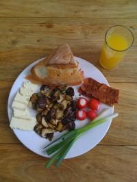breakfast variation